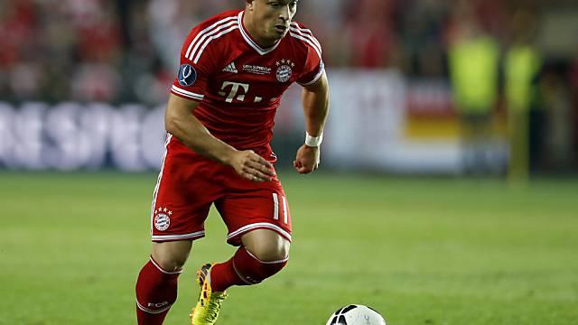 Shaqiri will mit Bayern die Titel verteidigen.