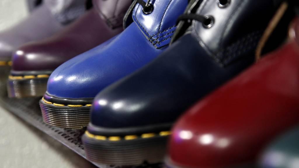 Kult-Schuhmarke Dr Martens erwägt Börsengang in London