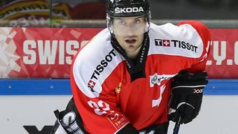 Stancescu schoss die Schweiz per Penalty zum Sieg gegen Finnland.