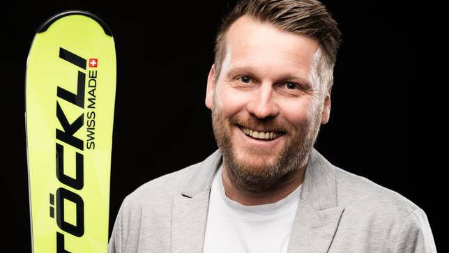 Christian Gut, Marketingchef des Schweizer Skiherstellers Stöckli.