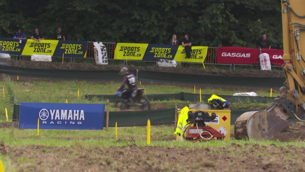 Mit Töff in Sanitäterin: 3 Verletzte am Motocross Frauenfeld