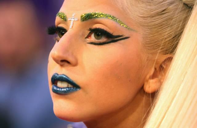 So viele Twitter-Follower wie sie hat keine: US-Pop-Diva Lady Gaga (Archiv)