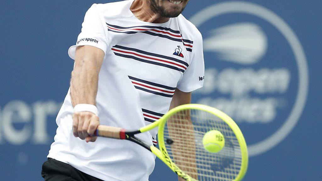 Murray verzichtet am US Open auch auf Doppel