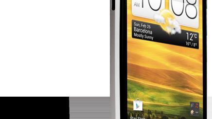 HTC one X das erste Quadcore Smartphone