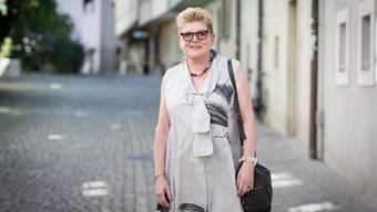 Theresia Rohr, ehemaliges Verdingkind, aus Rheinfelden (Archiv).