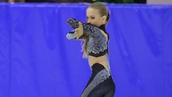 Eiskunstläuferin Kimmy Repond.