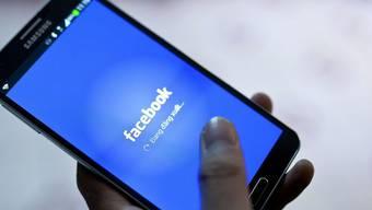 Beim Hackerangriff auf Facebook waren bis zu 50 Millionen Kundendaten betroffen. (Archivbild)
