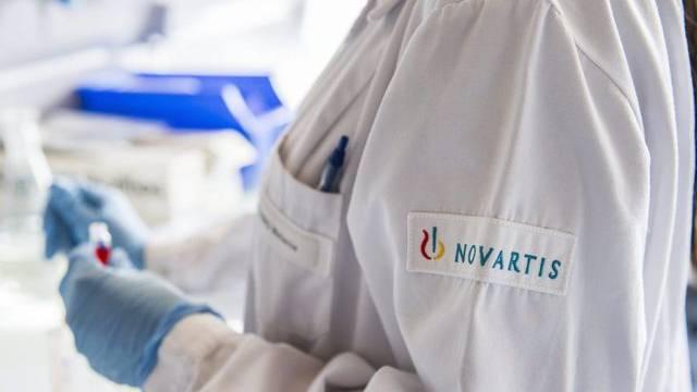 «Ein Standort stellt nie eine endgültige Errungenschaft dar«, sagt Pascal Brenneisen, Präsident der Novartis Schweiz. (Symbolbild)