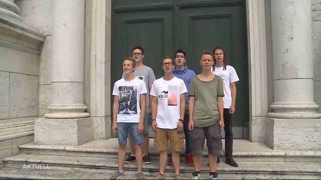 Keine Hymnenpflicht an Schweizer Schulen