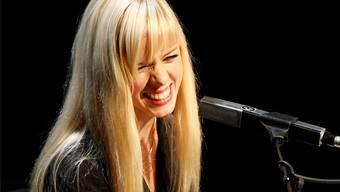 Natalie Marrer war 2006 die erste Preisträgerin. Der Azeiger-Kulturförderpreis half mit, das Talent bekannt zu machen. Das Foto entstand 2009 an den 5. Kleinkunsttagen Solothurn.