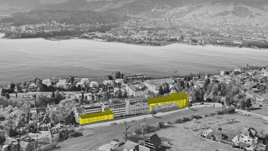 Luzerner Hirslanden Klinik St. Anna wird erweitert