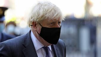 Aufgrund der sich zuspitzenden Corona-Krise in Grossbritannien hat Premierminister Boris Johnson verschärfte Schutzvorkehrungen angekündigt.