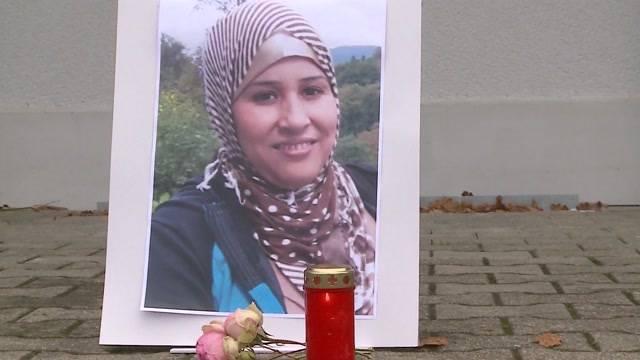 Trauerfeier für die ermordete Mutter