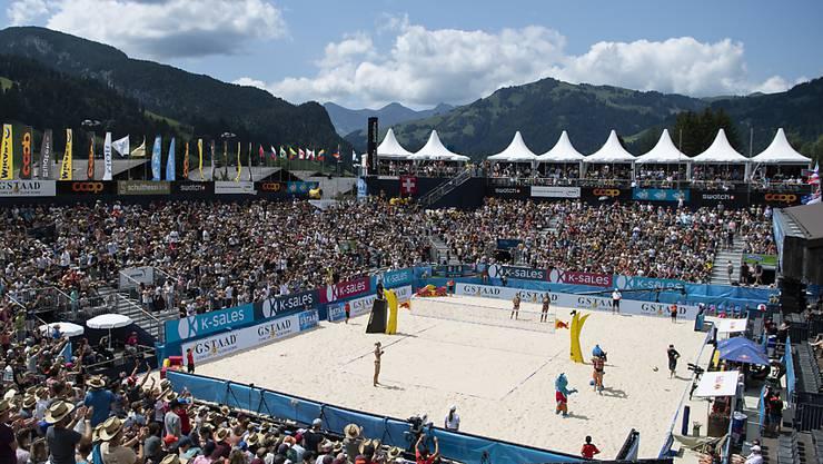 Die nächste Beachvolleyball-WM findet erst 2022 statt