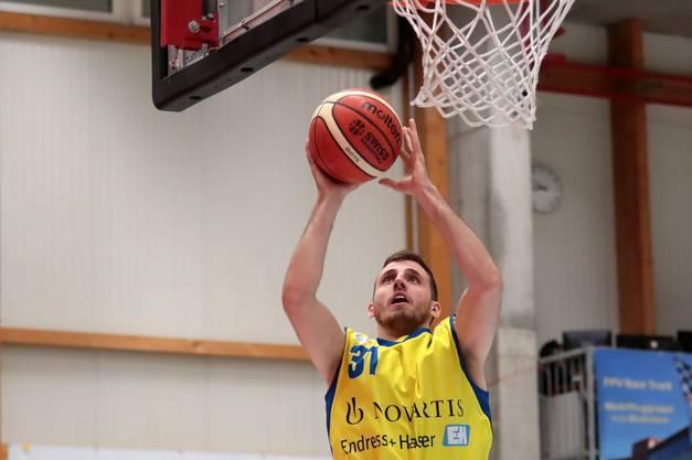 Ilija Vranic beim Wurf. © eh-presse