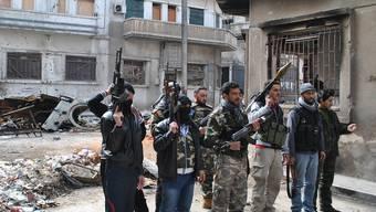 Syrische Rebellen (Archiv)