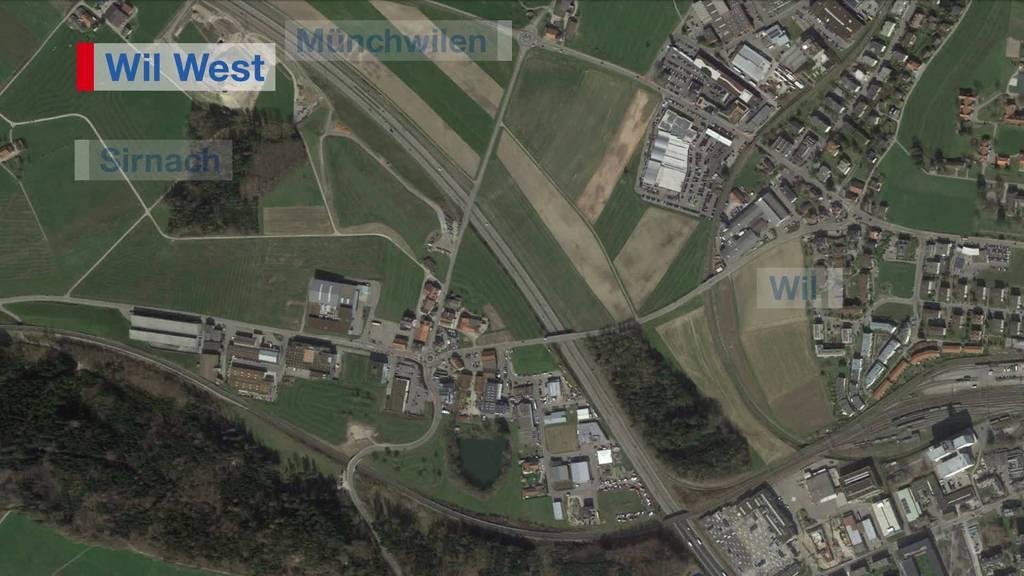 Meilenstein: Kanton TG startet mit Nutzungsplan für Wil West