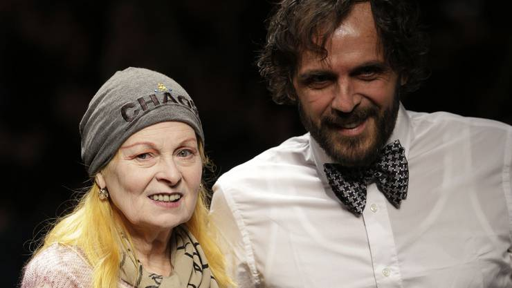 Das Designer-Ehepaar Vivienne Westwood und Andreas Kronthaler ist der Meinung, dass mangelhafte Körperhygiene strahlend schön macht. (Archivbild)