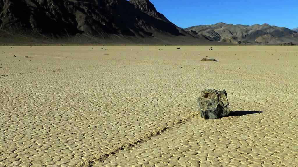 Der US-Senat hat sich für eine deutliche Stärkung des Naturschutzes ausgesprochen - das neue Gesetz sieht unter anderem eine Ausweitung des Death-Valley-Nationalparks vor. (Archiv)