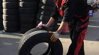 Chinesische Reifen lösten den Handelsstreit aus