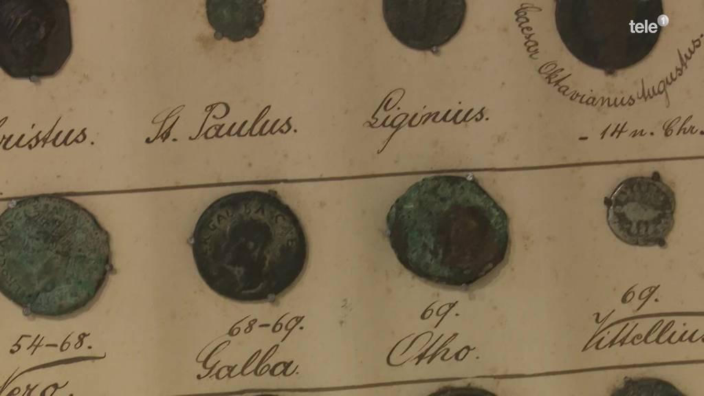 Antike Münzen für 20'000 Franken versteigert