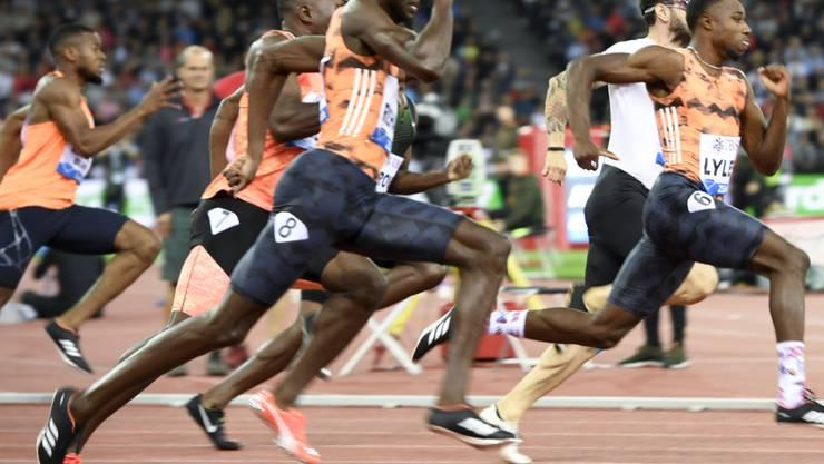 In den nächsten beiden Jahren kämpfen und sprinten in Zürich noch mehr Athleten um den Sieg