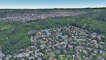 In Uitikon ist die Einwohnerzahl 2019 um 333 Personen angewachsen.