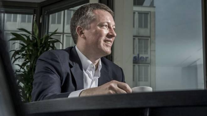 Der ehemalige Baloise-Chef Olav Noack geht gegen die Versicherung vor Bundesgericht. Foto: Archiv/Martin Heimann
