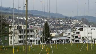 Die Zersiedelungsinitiative will die Ausdehnung der Bauzonen stoppen. (Archivbild)