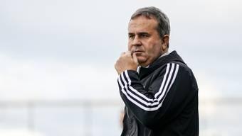 FC Wohlen- Trainer