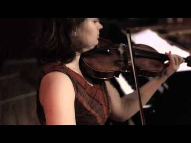 Star-Geigerin Patricia Kopatchinskaja spielt mit dem türkischen Pianisten und Komponisten Fazıl Say Beethovens «Kreutzer Sonata No.9»