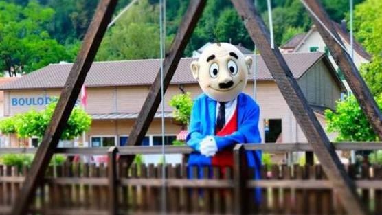 Papa Moll feiert am Sonntag im Kurpark in Bad Zurzach seinen 65. Geburtstag.