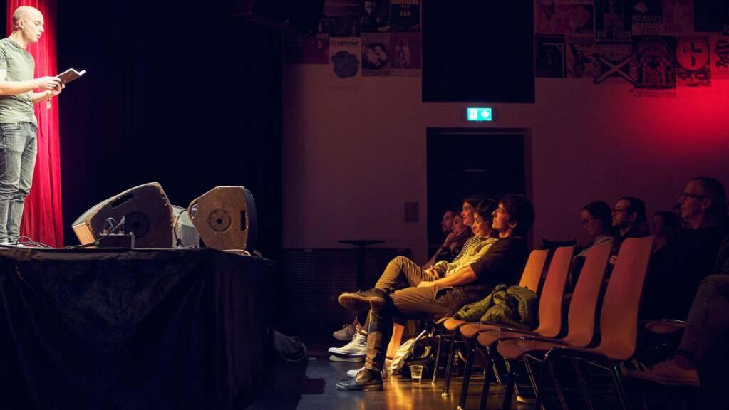 Zum zweiten Mal ohne Publikum: Das St. Galler Literaturfestival Wortlaut bietet als Alternative ab dem 25. März ein digitales Programm.