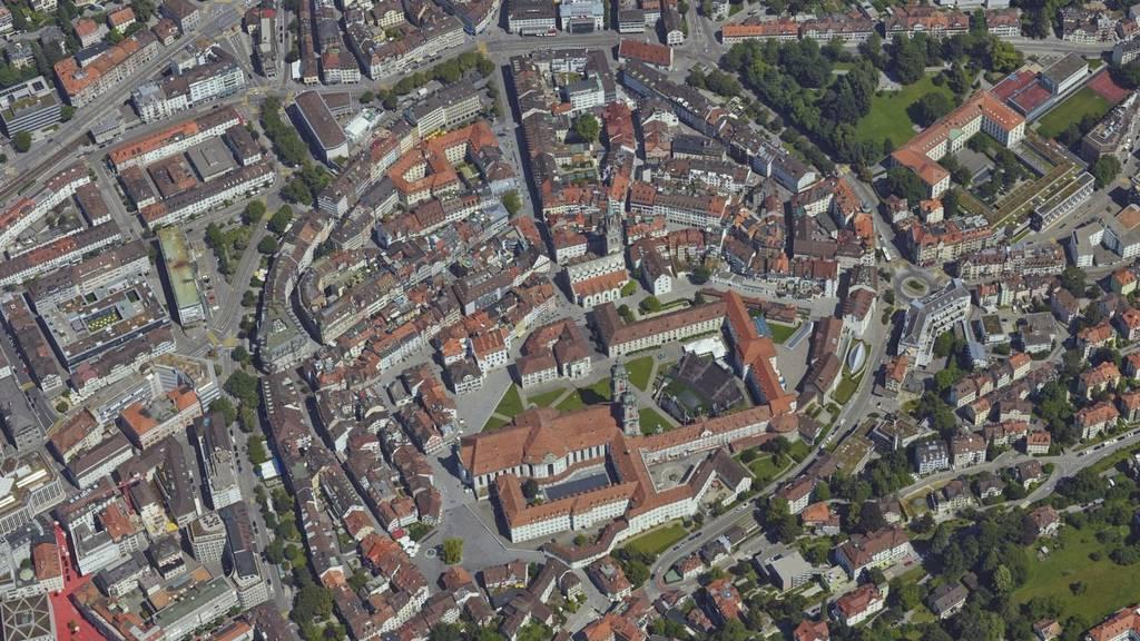 So scharf hast du St.Gallen noch nie gesehen