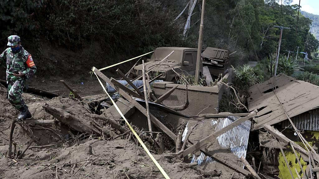 Drei Tote bei Erdbeben in Bali