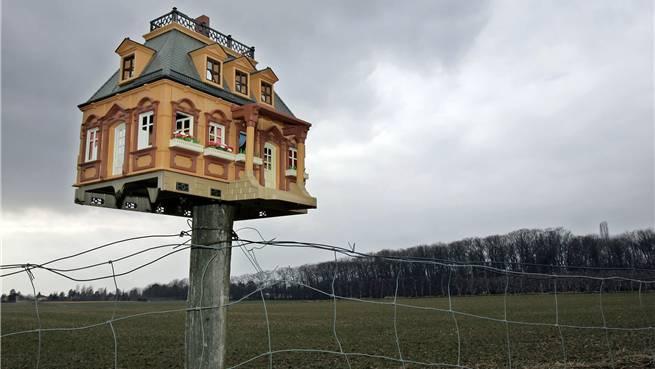 Bau- oder Landwirtschaftsland? Umzonungsgebiet im Kanton Genf.