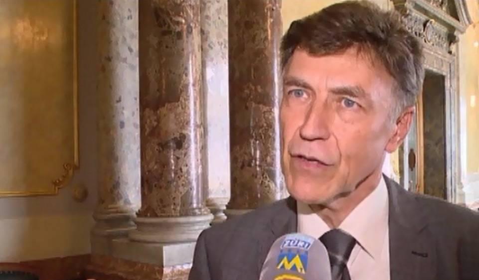Todesfall am GP Gippingen: Luzi Stamm kritisiert U-Haft des Beschuldigten (19.06.2014)