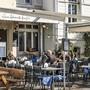 Michele Parisi, der das Restaurant «Zum Schmale Wurf» betreibt, hätte mit der Öffnung lieber noch einen Monat gewartet.