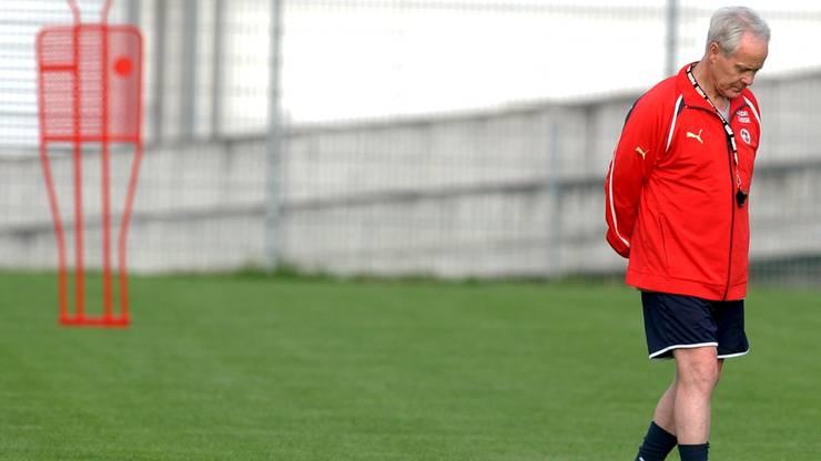 Der frühere Trainer der Schweizer Nationalmannschaft ist am Dienstagnachmittag, 26. November 2019, im Spital Zollikerberg nach einer langwierigen schweren Krankheit gestorben.