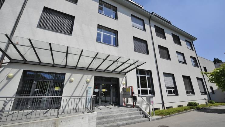 Sitz der Solothurner Pensionskasse.