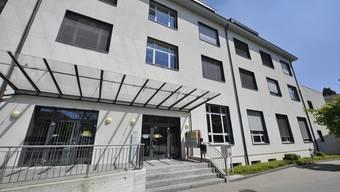 Sitz der Solothurner Pensionskasse