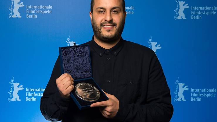 """Nach dem Silbernen Bären der Berlinale hat Mahdi Fleifel für """"A Man Returned"""" nun auch den Hauptpreis für den besten Kurzfilm der Winterthurer Kurzfilmtage erhalten. (Archivbild)"""