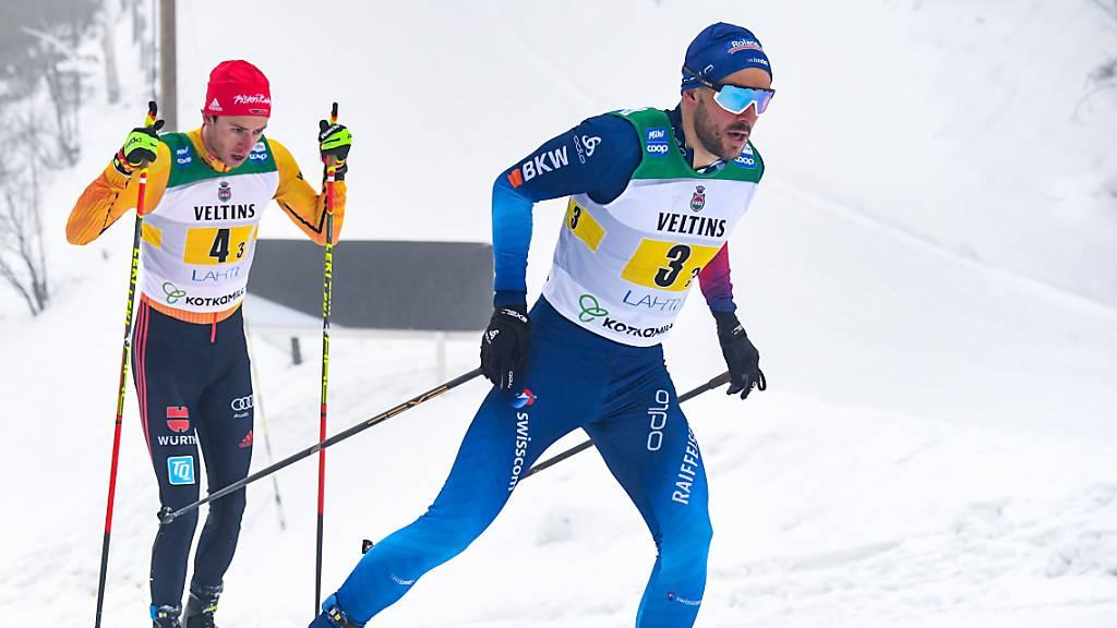 5. Platz für Schweizer Staffel