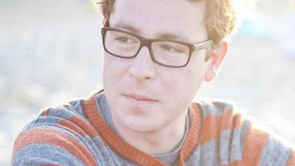 Der polnische Lyriker Tadeusz Dabrowski ist für sechs Monate Gast im Literaturhaus in Zürich