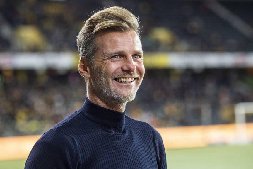 FCSG-Sportchef Alain Sutter (Bild: Keystone/Patrick Hürlimann)
