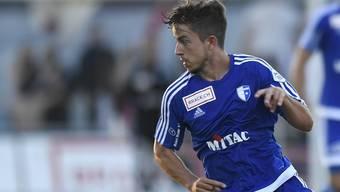 Miguel Castroman und der FC Wohlen gewinnen überraschend in Neuenburg.