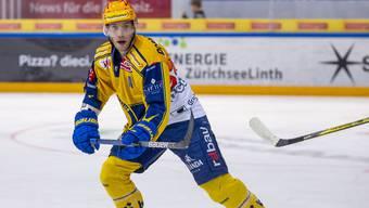 Perttu Lindgren (33) wird nicht mehr für den HC Davos auflaufen. Der Rekordmeister trennt sich vom Finnen. (Archiv)