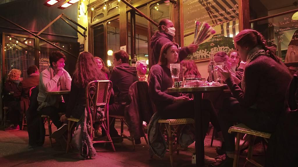 Gastronomen in Paris verärgert über neue Corona-Regeln