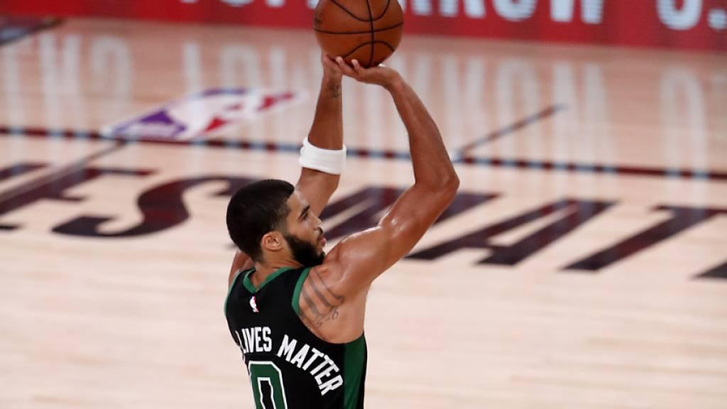 Boston Celtics verhindern Ausscheiden