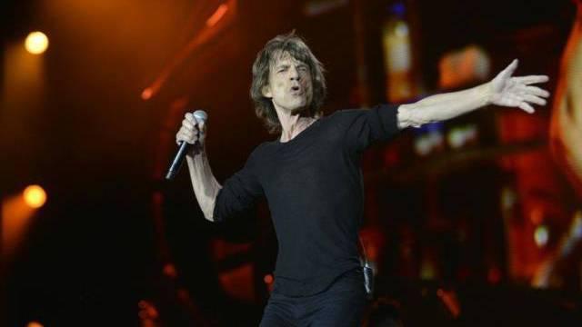 Rolling-Stones-Frontmann Mick Jagger (Bild Facebook)